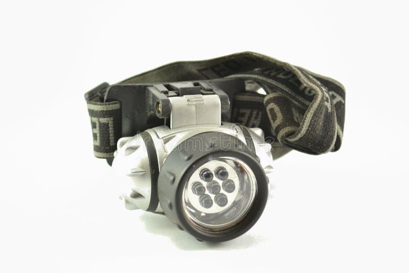 Ficklampa fotografering för bildbyråer