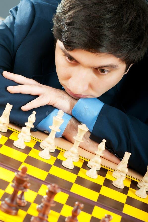 FIDE Grand Master Vugar Gashimov (World Rank - 12) Royalty Free Stock Photo