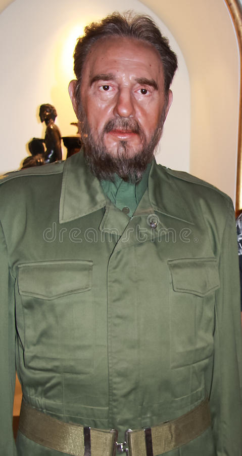 Fidel Castro στοκ φωτογραφίες