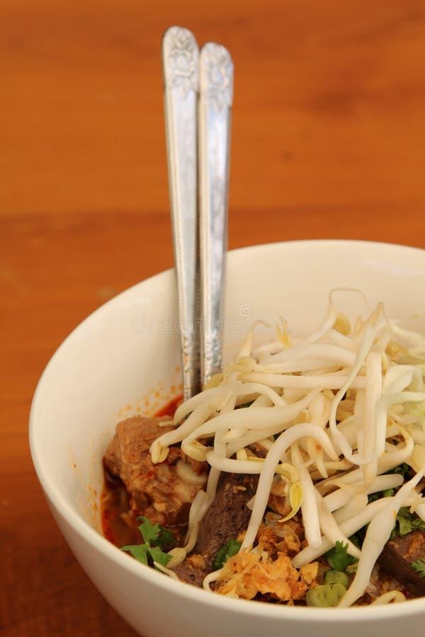 Fideos del arroz foto de archivo libre de regalías