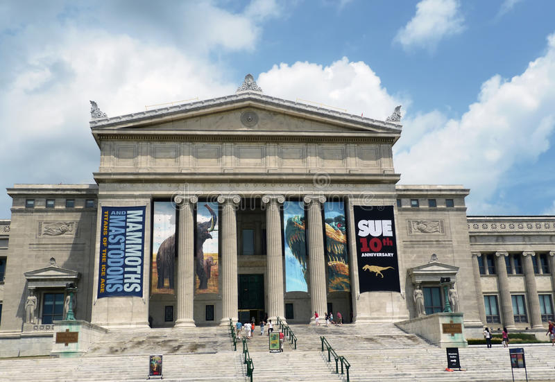 Download The Field Museum editorial stock photo. Image of michigan - 15828053