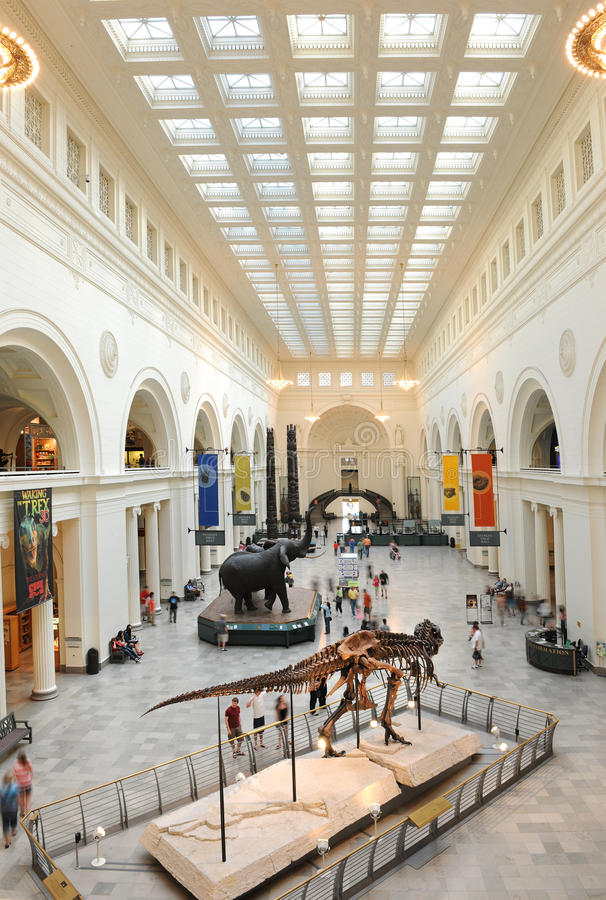 Field Museum of Natural History stock photography
