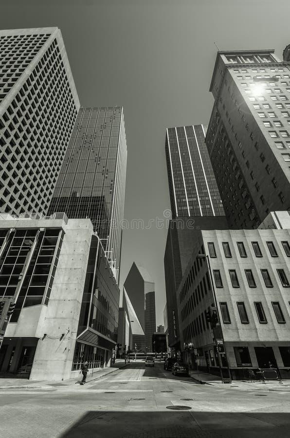 Field Street stock photo