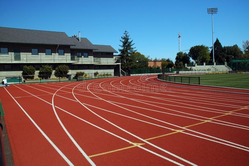 field track στοκ εικόνες