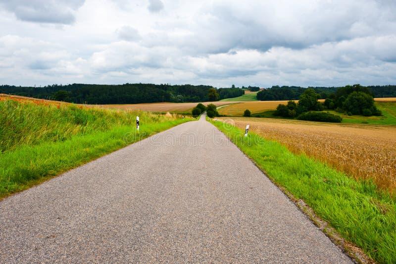 Fields in Bavaria