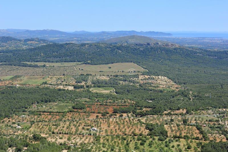 Download Fields of Majorca stock photo. Image of mediterranean - 27322022