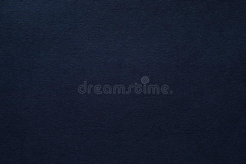 Fieltro azul marino texturizar el modelo de la pana del fondo fotos de archivo libres de regalías