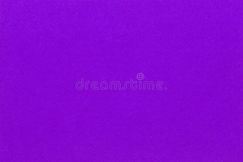 Fieltro de la púrpura foto de archivo libre de regalías