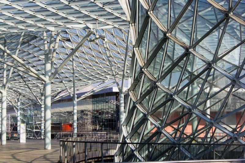Fiera Milano de rho, marzo de 2015 foto de archivo