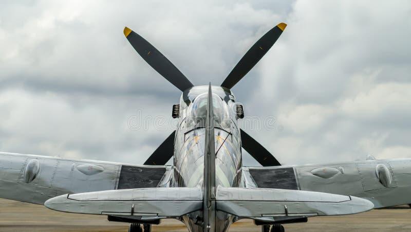 Fiera Mk de Supermarine. XVI imagen de archivo libre de regalías