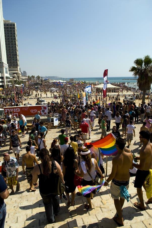 fierté de 2 défilés photos libres de droits