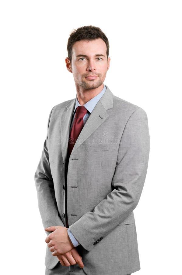 Fierté et homme d'affaires confiant photo stock