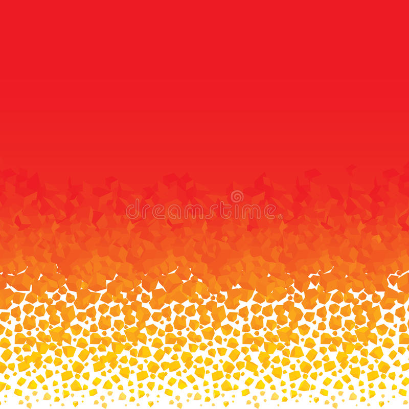 Fiery Backdrop stock photo