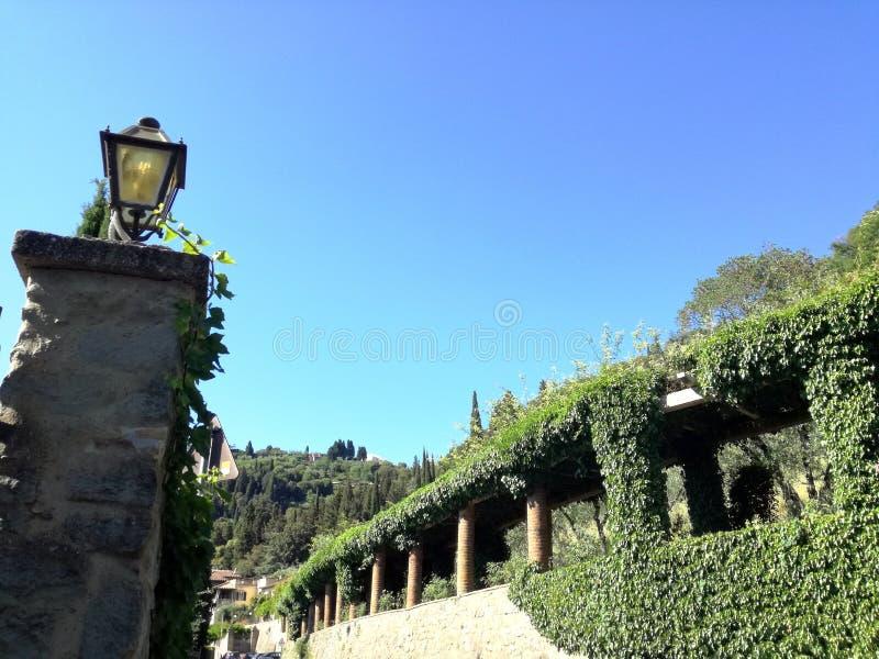 Fiesolem Italia fotos de archivo