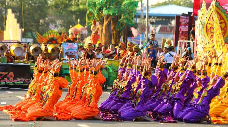Fiesta 2012 de Aliwan fotos de archivo