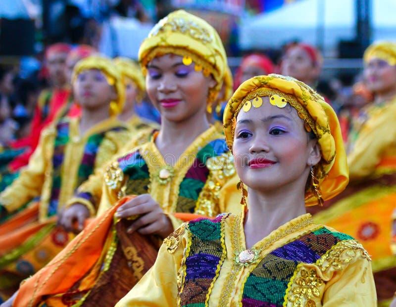 Fiesta 2012 de Aliwan fotografía de archivo