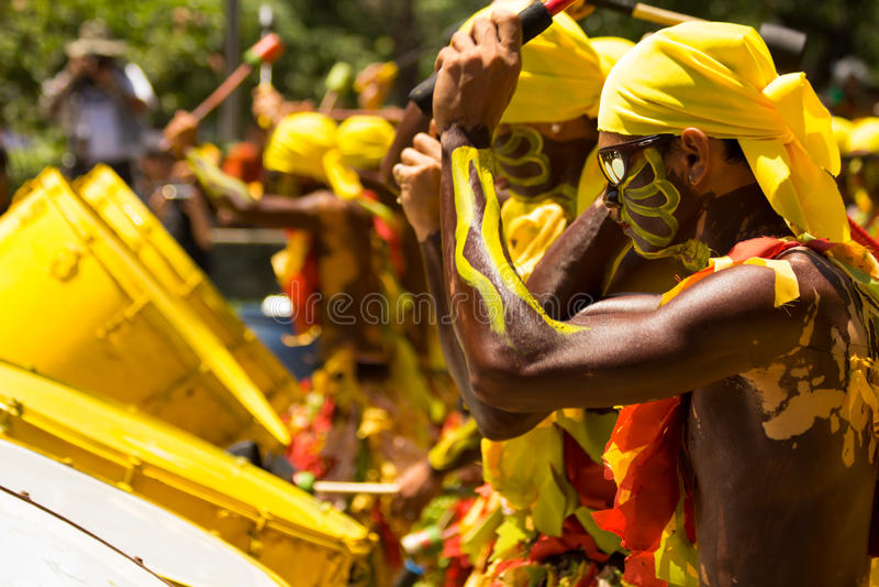 Fiesta 2012 de Aliwan foto de archivo libre de regalías