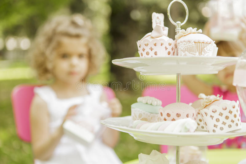 Fiesta de cumpleaños imagen de archivo