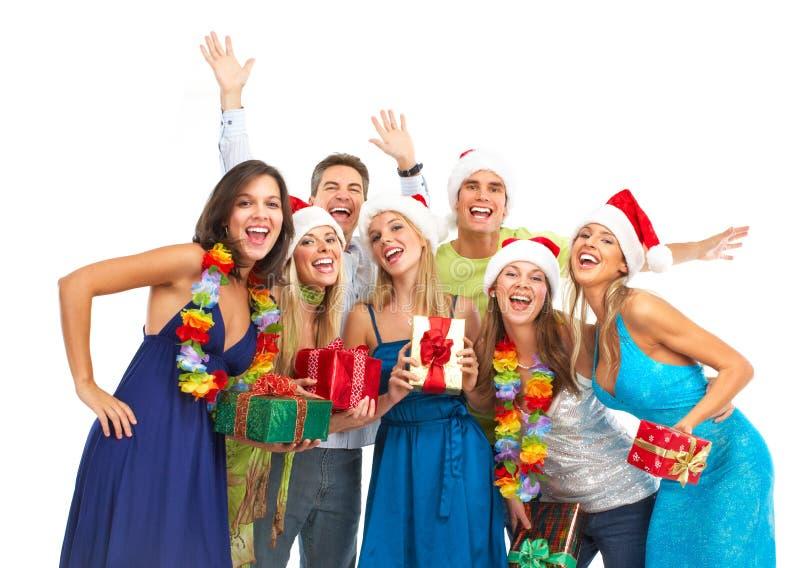 Fiesta de Navidad imágenes de archivo libres de regalías