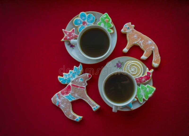 Fiesta del té del Año Nuevo imagenes de archivo
