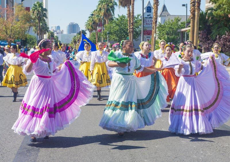 Fiesta Las Vegas royalty-vrije stock fotografie