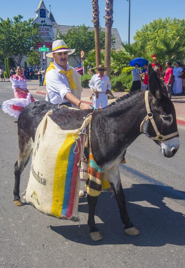 Fiesta Las Vegas stock foto