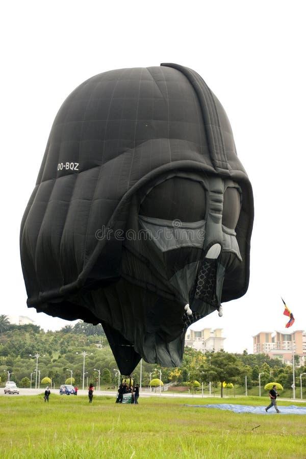 fiesta lotniczego balonu fiesta gorący międzynarodowy Putrajaya zdjęcie stock