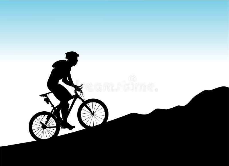 fiets vector illustratie
