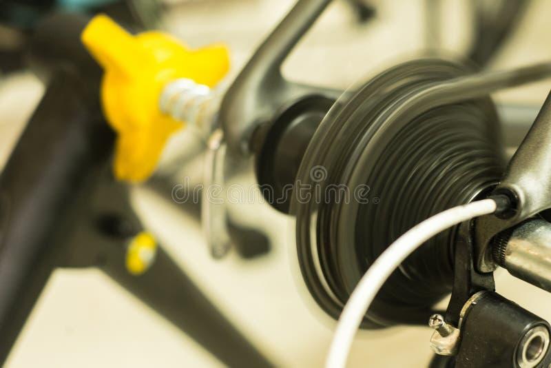 Fiets opleiding stock fotografie
