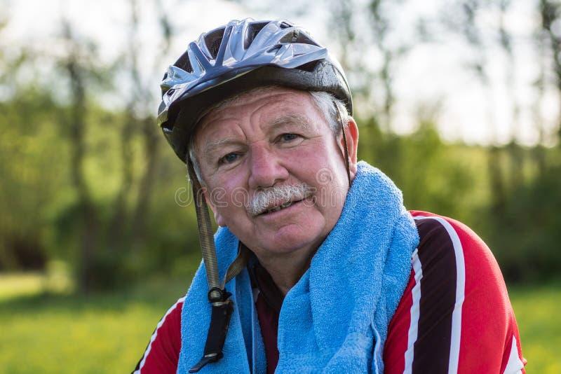 fietser royalty-vrije stock foto