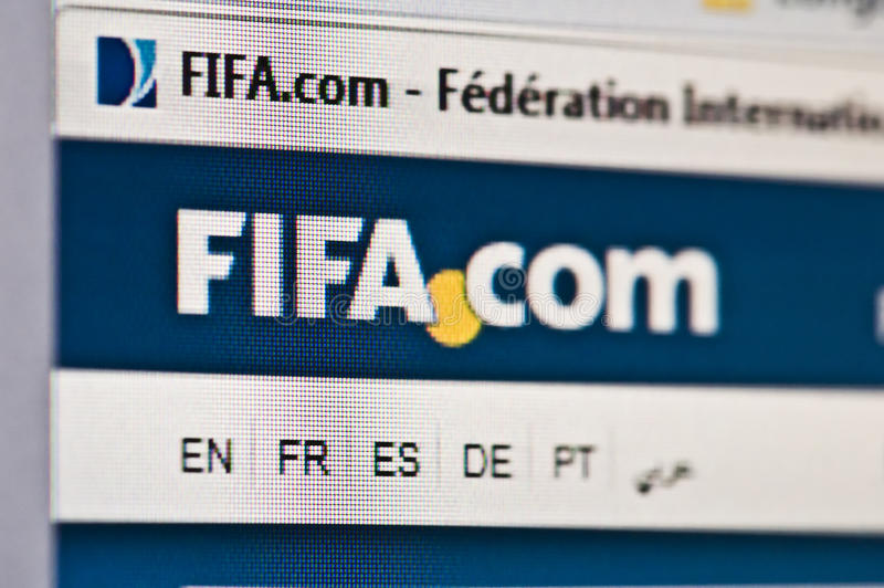 Fifa stock photography