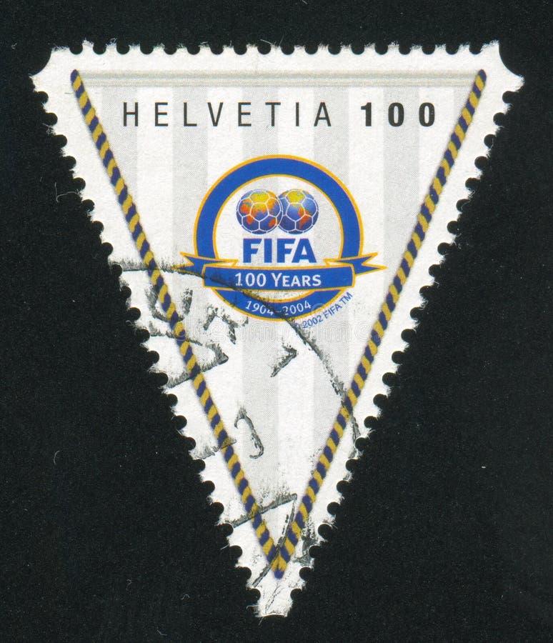 FIFA-Ausweis stockfotos