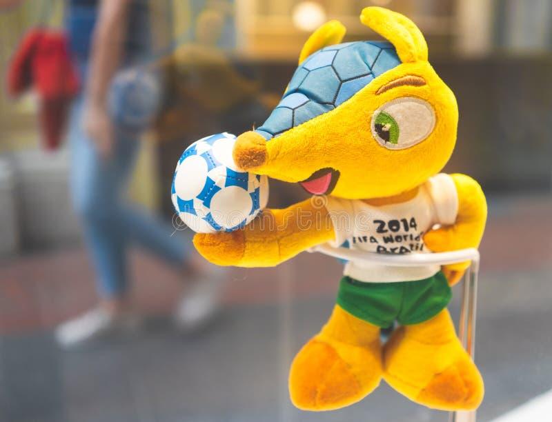 FIFA världscup royaltyfria bilder