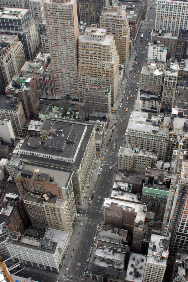 Fifth Avenue royalty free stock images