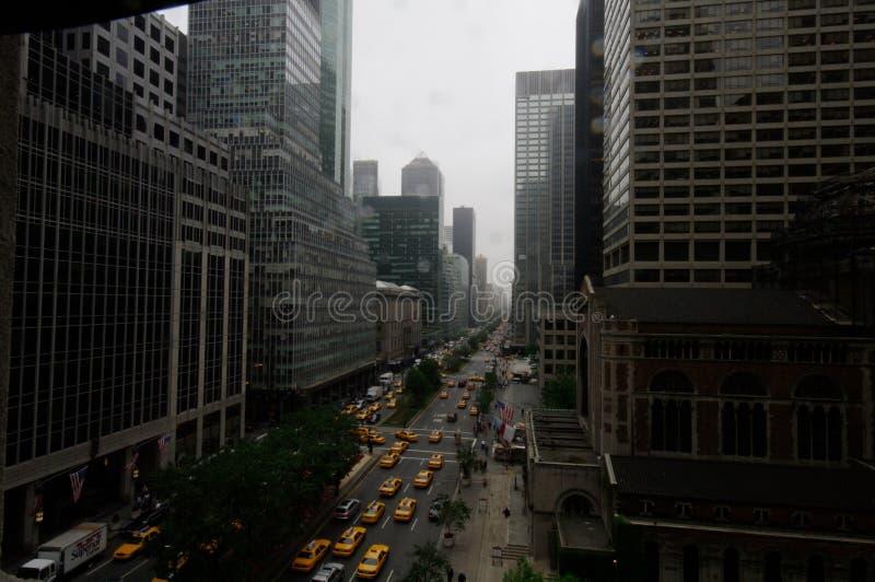 Fifth Avenue, Miasto Nowy Jork, Nowy Jork zdjęcie stock