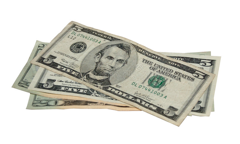 Download Fifty Dollars Stock Photography - Image: 3974552
