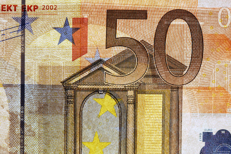 Download Fifty euro stock image. Image of close, paper, euro, cash - 16536125