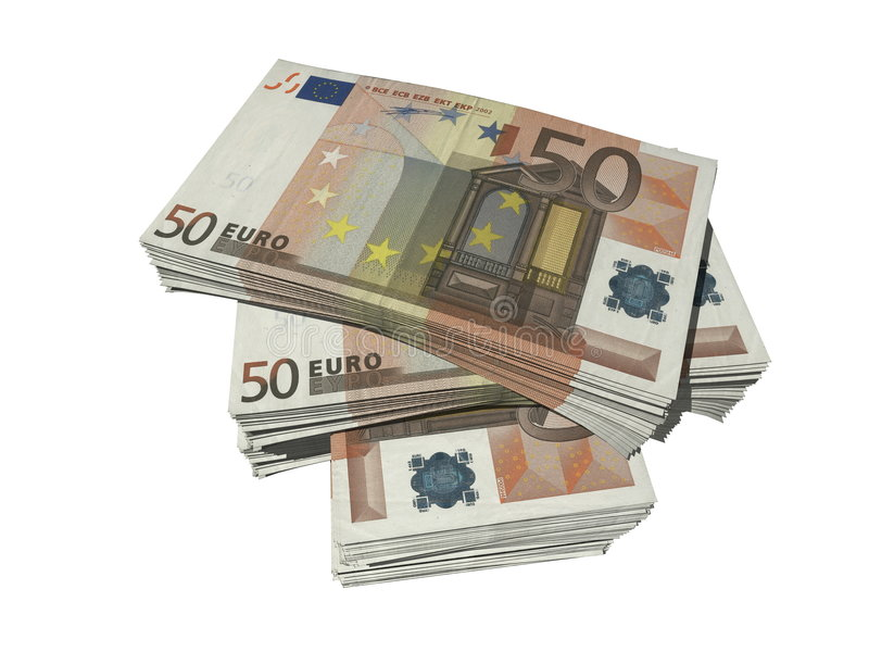 Download Fifty Euro Royalty Free Stock Image - Image: 7217016