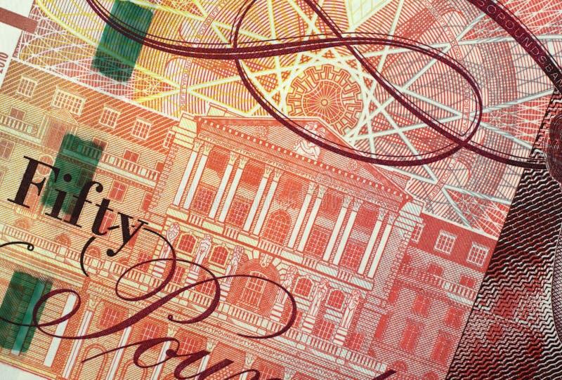Bank of England Illustration royalty free stock photography