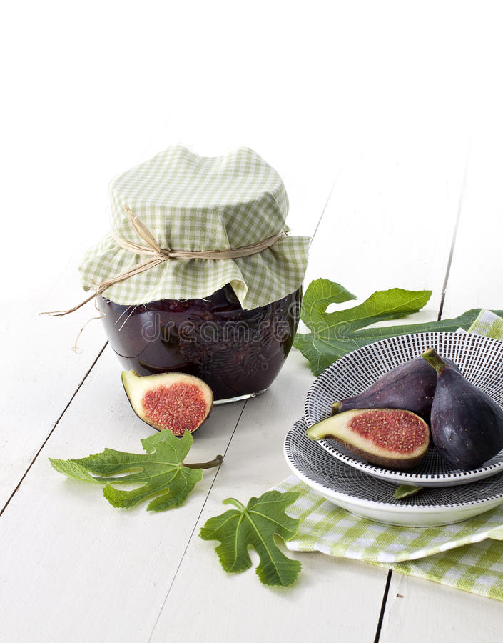 Download Fig Jam Royalty Free Stock Photos - Image: 24365298