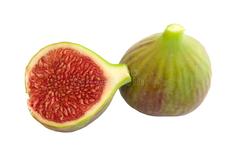 Fig And Section Stock Photos
