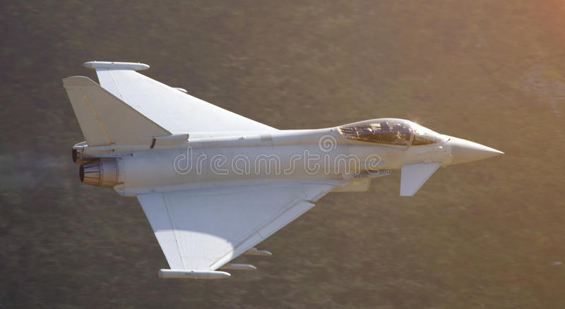 Fighter jet aircraft royalty free stock photography