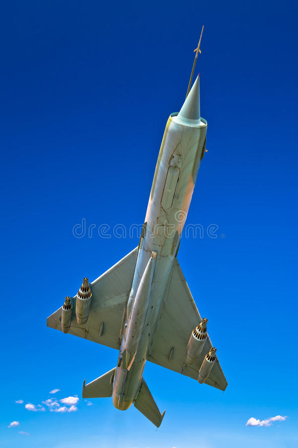 Free Fighter Jet Airplane Flight View Stock Photo - 79025320