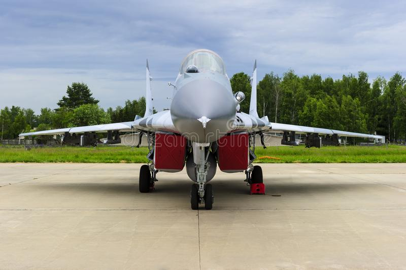 Fighter jet plane royalty free stock photos