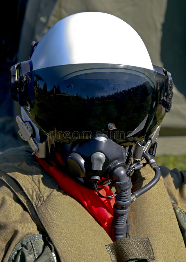 Free Fighter Pilot Royalty Free Stock Image - 2938696
