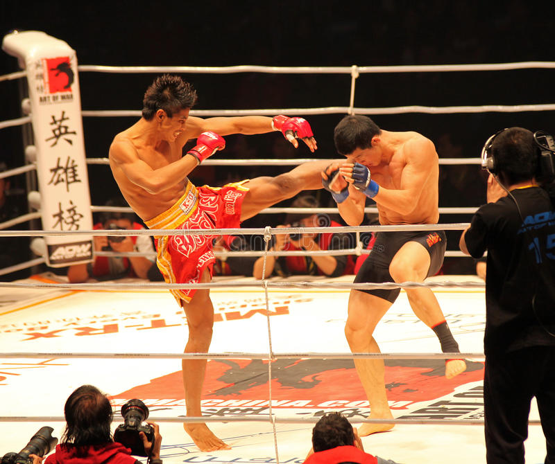 Fighting stock images