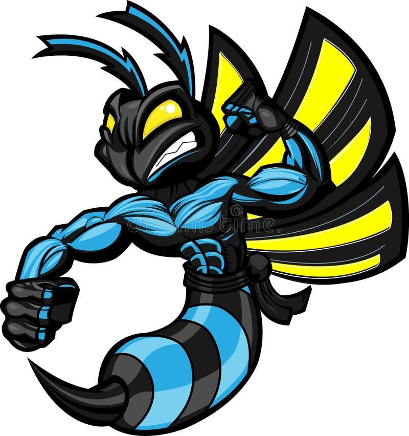 Free Fighting Ninja Hornet Stock Image - 15686801