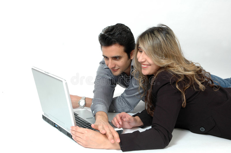 Fighting Over stock photo