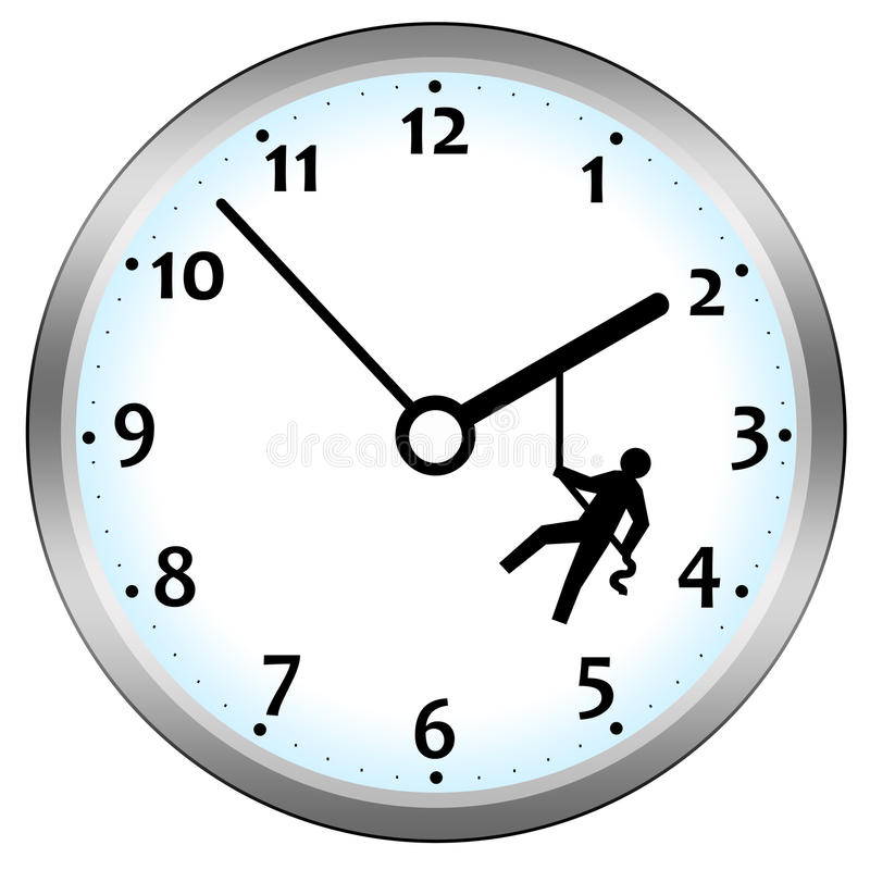Download Fighting time stock illustration. Illustration of efficiency - 20970332