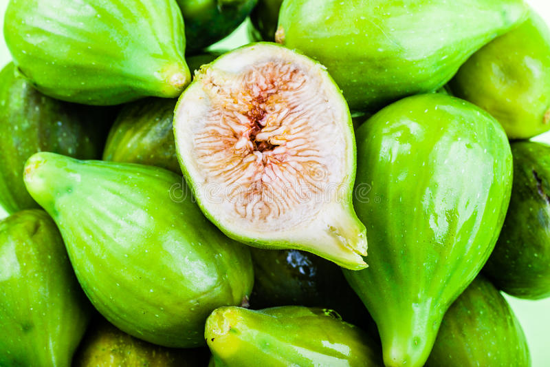 Figi rozsypisko zdjęcie stock